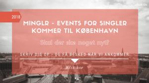Single arrangementer i København