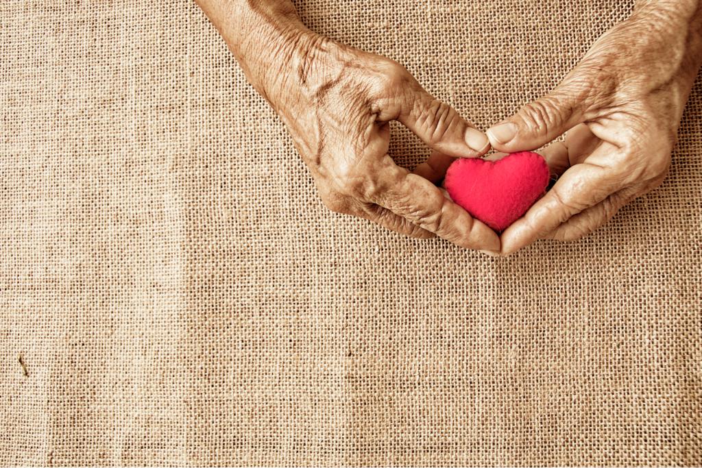 Du holder din egen kærlighed og selvrespekt i dine hænder